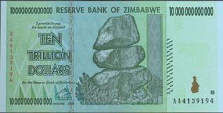 Zimbabwe ten trillion1